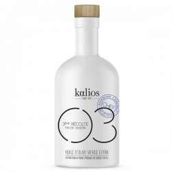 Huile d'olive vierge extra Kalios, 03 Douceur
