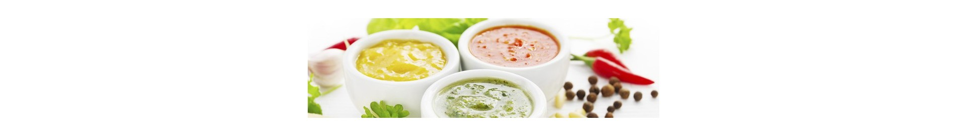 Sauces & aides culinaires