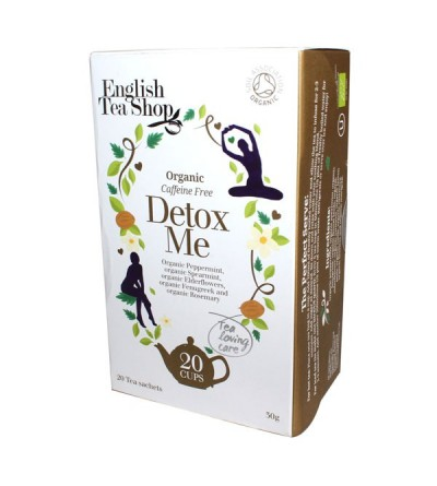 Infusion Detox Me English tea Shop