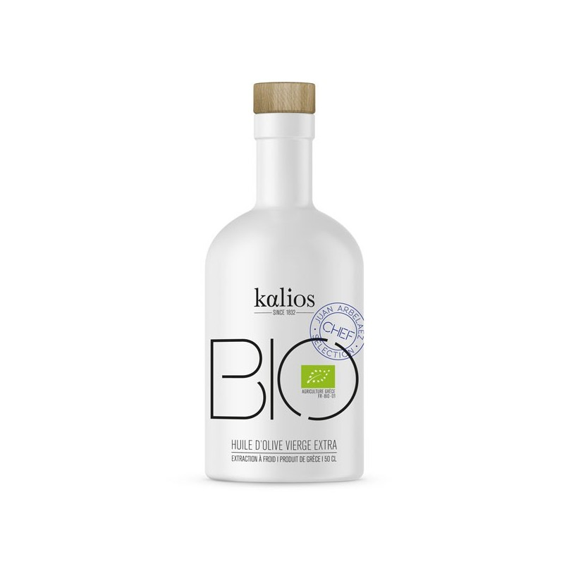 Huile d'olive extra vierge Kalios BIO