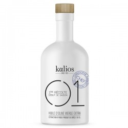Huile d'olive vierge extra Kalios, 01 Caractère