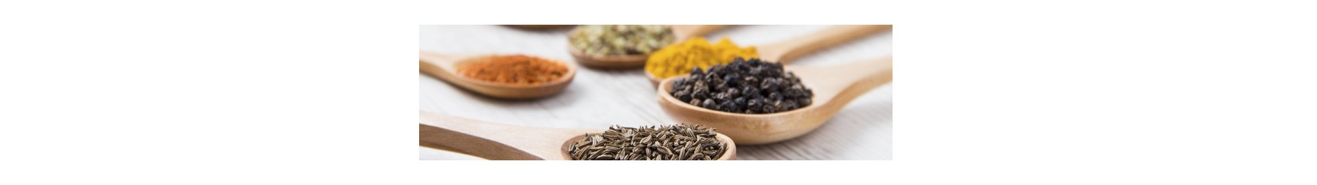 Epices – Aromates – Cannelle –Cumin – Curry - Colombo - Unzestedeplus